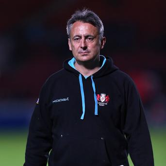 Nigel Davies hailed Gloucester's defence in the win over Leicester
