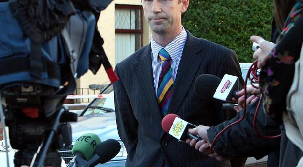 DCI John McVea said police are investigating a possible drugs link to the killing of Daniel McKay