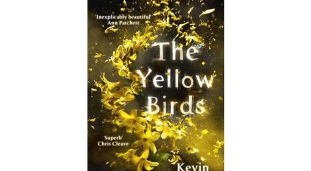 The Yellow Birds by Kevin Powers Sceptre, £14.99
