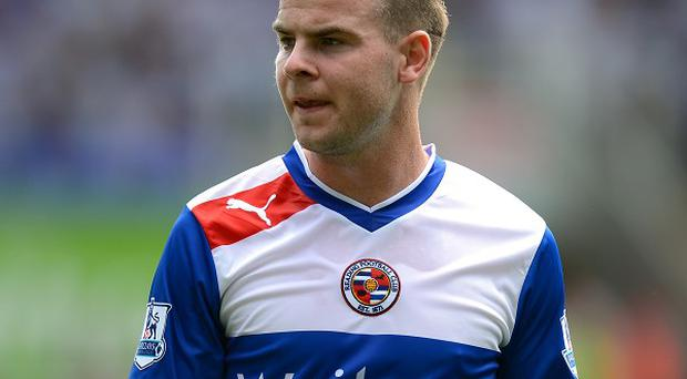 Brian McDermott has denied having a bust-up with Danny Guthrie, pictured, after the midfielder was left out
