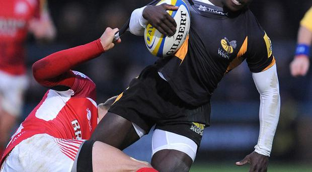 Christian Wade was in inspired form as Wasps beat London Welsh