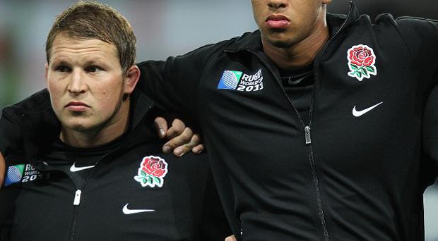 Dylan Hartley and Courtney Lawes are injury doubts for England
