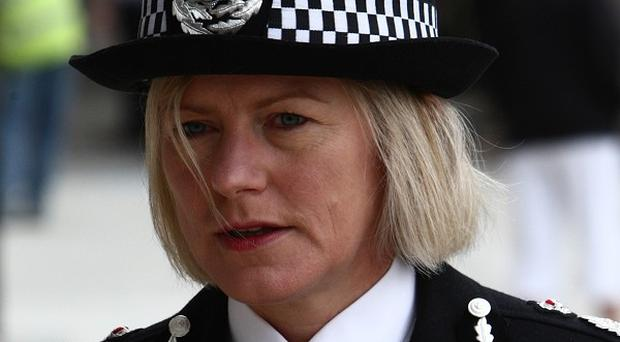 Sara Thornton said police need to forge a 'different relationship' with communities amid budget cuts