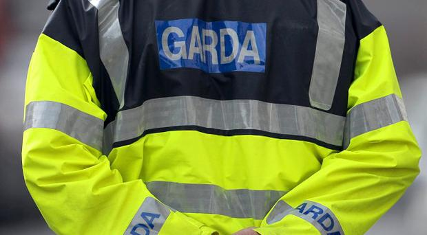 A Garda spokeswoman said a man found dying on a Dublin street had suffered stab wounds