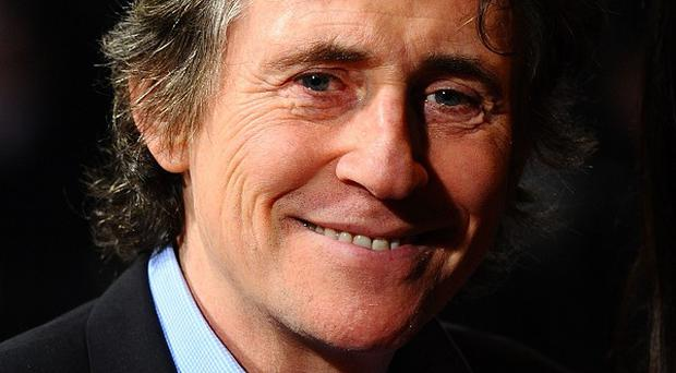 Gabriel Byrne stars in new TV drama Secret State