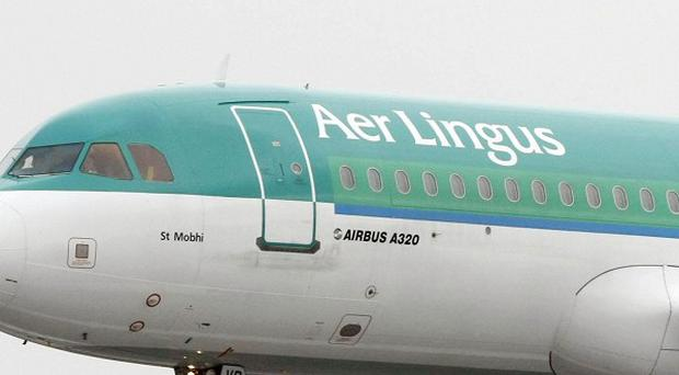 Aer Lingus said customers affected by cancelled New York services can change their flights to another date online free of charge