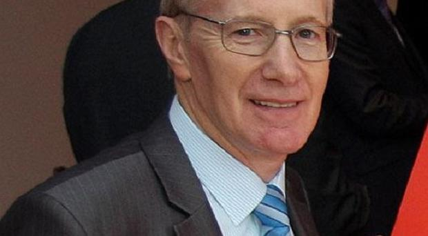 East Londonderry MP Gregory Campbell asked a question about maintaining former MoD sites