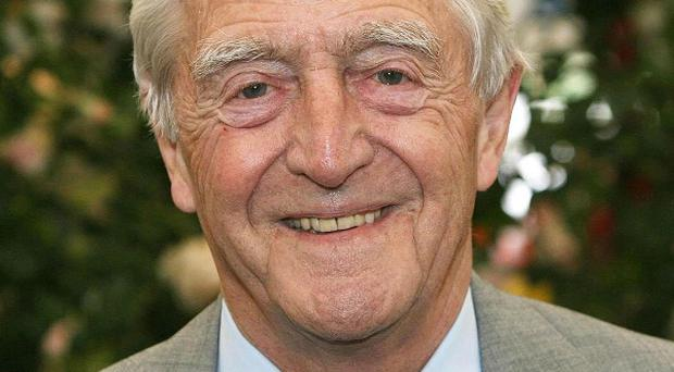 Michael Parkinson has recalled being terrified when he filmed mockumentary Ghostwatch 20 years ago