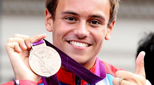 Tom Daley is to get his own TV show
