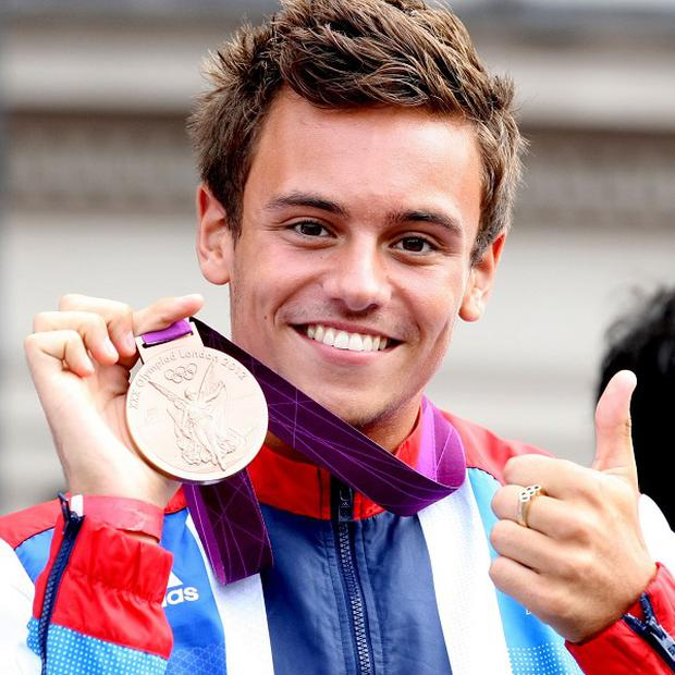 Tom Daley is to help celebrities master the art of diving on a new ITV show