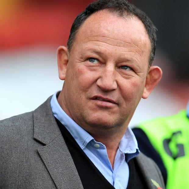 Steve Diamond has take over team affairs at Sale Sharks