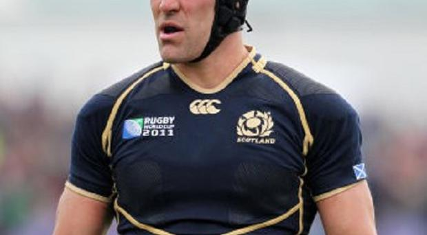 Kelly Brown is in line to be named Scotland captain
