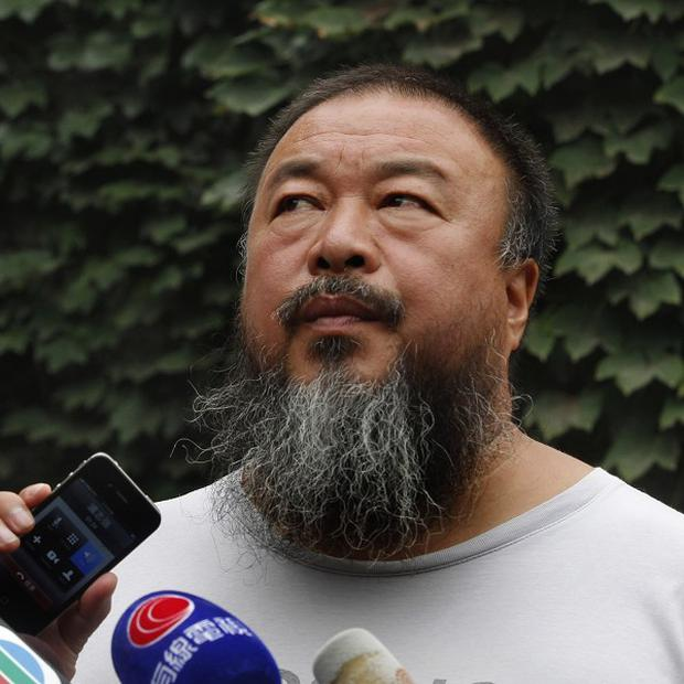 Chinese dissident artist Ai Weiwei has lost his battle against a massive tax bill (AP)