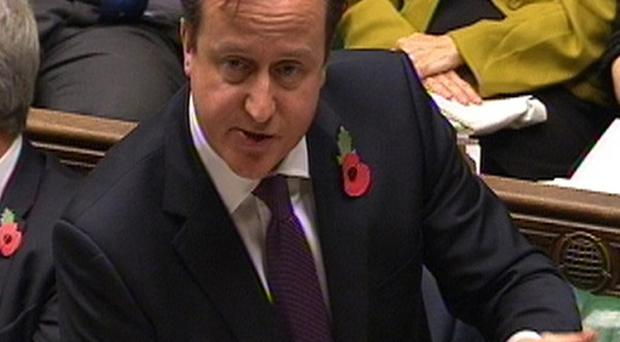 Prime Minister David Cameron has been defeated over the EU budget