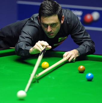 Booking a table: Ronnie O'Sullivan had lunch with the Financial Times