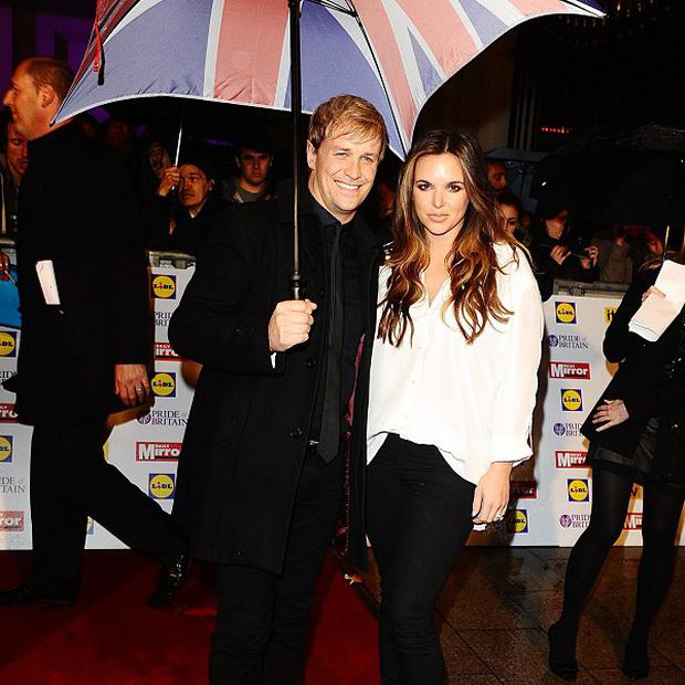 Kian Egan is enjoying TV presenting work and spending time at home with wife Jodi Albert and their baby