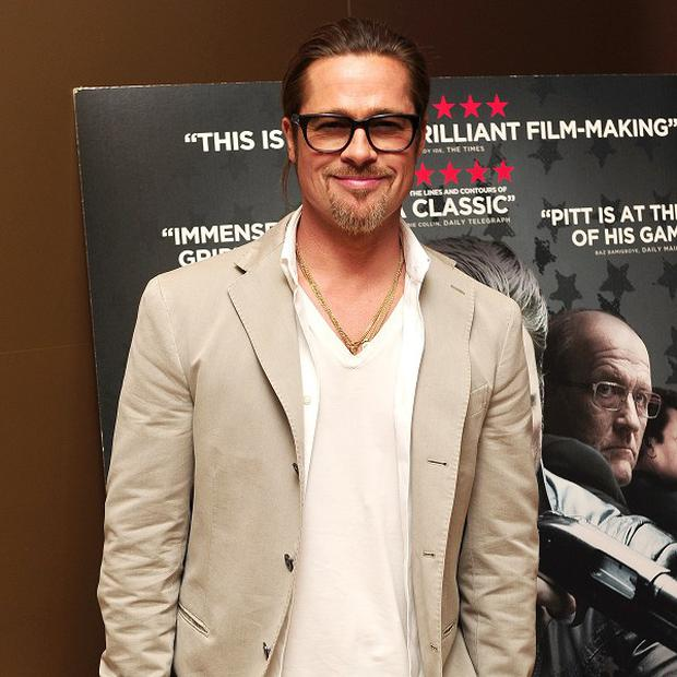 Brad Pitt has pledged a donation to help the campaign for same-sex marriage