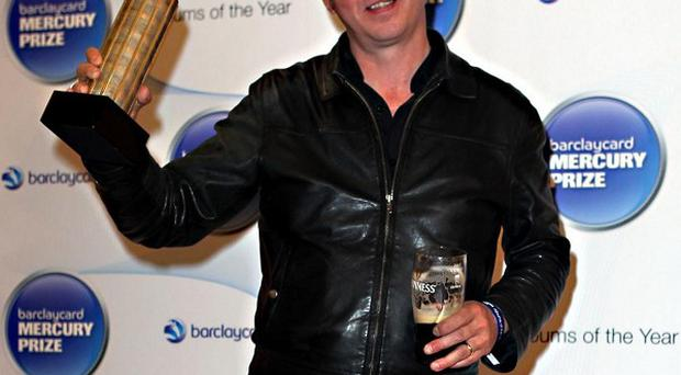 Richard Hawley is one of 12 acts shortlisted for the prestigious Mercury Prize