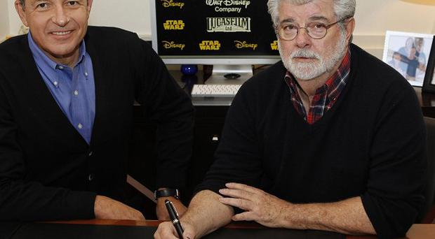 Disney has bought George Lucas' film company and will make three new Star Wars movies