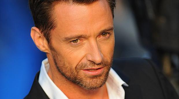 Hugh Jackman is cool about getting hairy for Wolverine