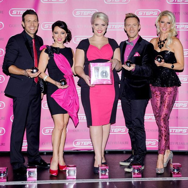 Steps are trying to dance their way to a world record