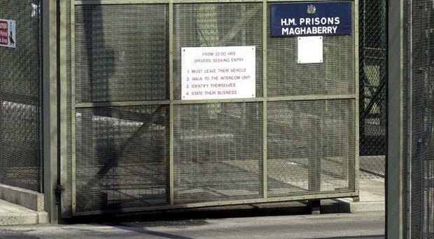 David Black was on his way to work at Maghaberry prison when he was killed