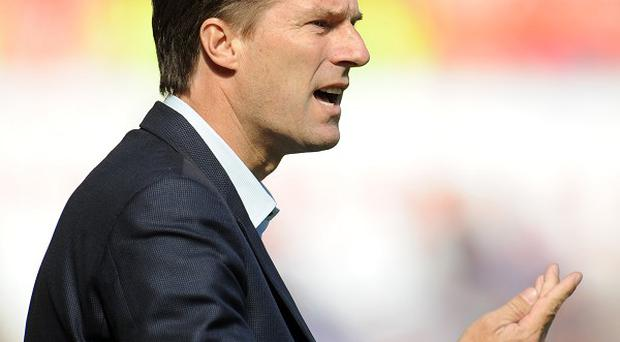 Michael Laudrup has called for officials to be recorded
