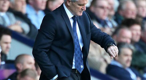 Mark Hughes' position at QPR has come under scrutiny after winless start to season