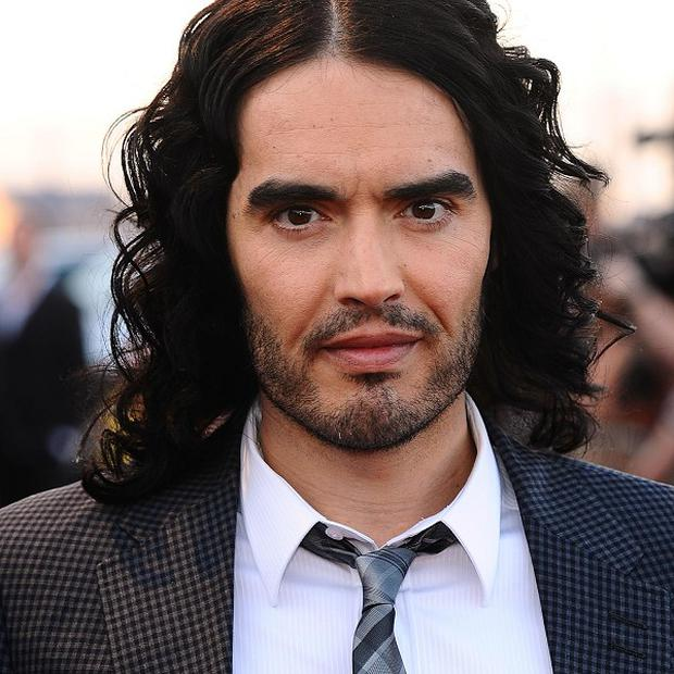 Russell Brand apparently sent Katy Perry a birthday gift