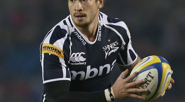Danny Cipriani set up two tries and scored two late penalties for Sale