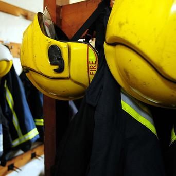 Firefighters processed more than 1,000 calls in the Leinster region between 4pm on Halloween to 8am on Thursday