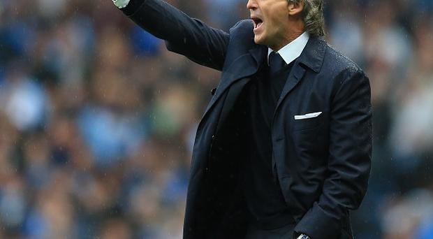 Roberto Mancini insists he remains in charge of transfers at Manchester City