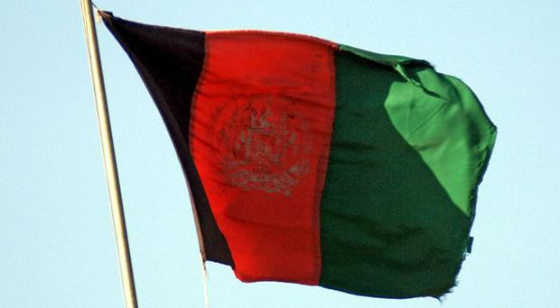 A roadside bombing in southern Afghanistan has killed a district police chief, officials said