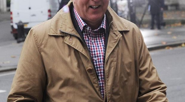 Denis MacShane said he wanted to take 'responsibility for my mistakes'