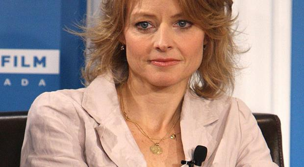 Jodie Foster's work is being celebrated by the Golden Globes