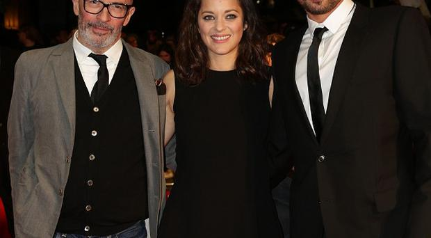 Jacques Audiard directs Marion Cotillard and Matthias Schoenaerts in Rust And Bone