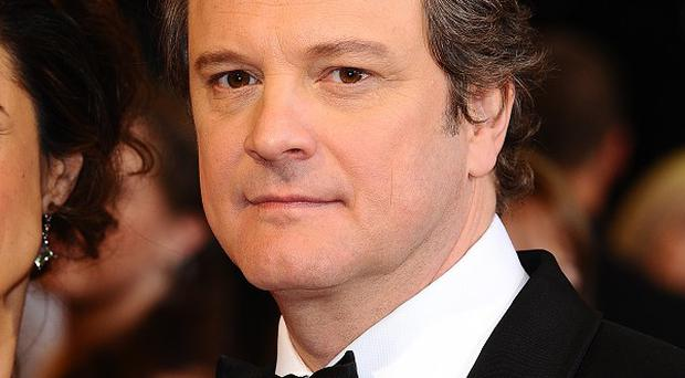 Colin Firth will play editor Max Perkins in Genius