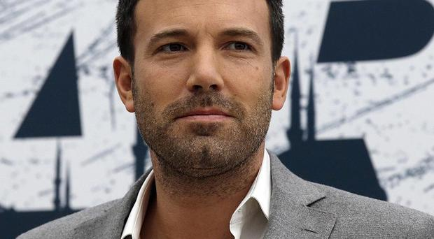 Ben Affleck said he could identify with his Argo character