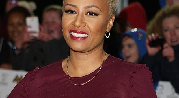 Emeli Sande arrives for the Mobo Awards ceremony at the Echo Arena, Liverpool, where she won three titles