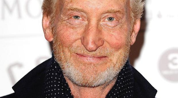 Charles Dance plays the Chief Whip in Secret State