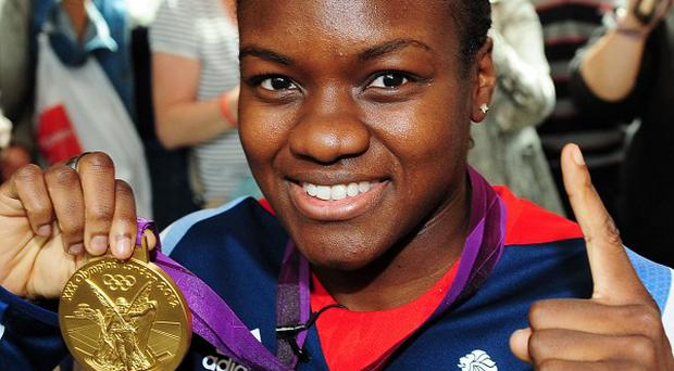 Great Britain's Olympic gold medal-winning boxer Nicola Adams has topped the Independent on Sunday Pink List
