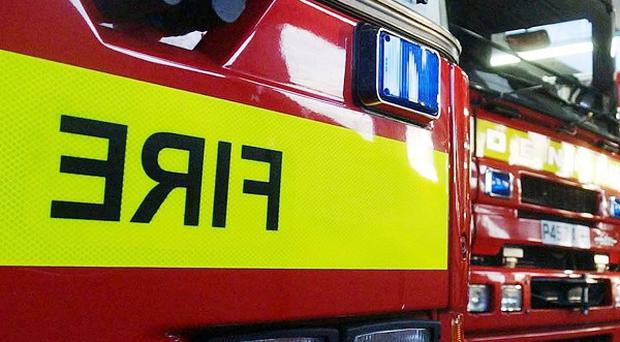 Northern Ireland Fire and Rescue Service crews attended 133 incidents on Halloween