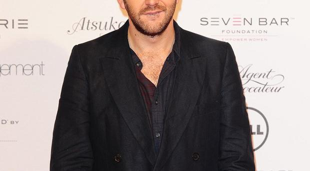 Chris O'Dowd married Dawn Porter this summer
