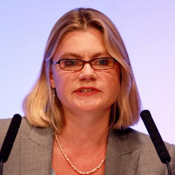 Justine Greening is reportedly due to travel to India for talks with the government about winding down aid payments