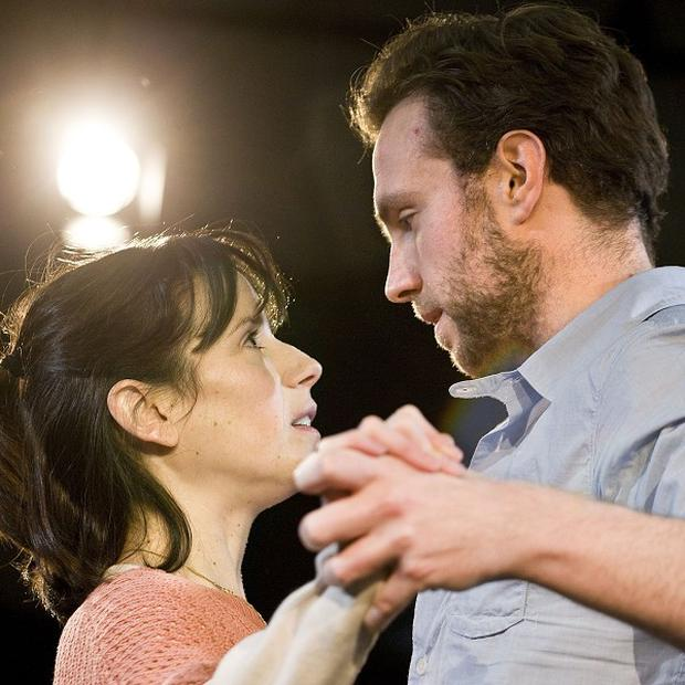Sally Hawkins and Rafe Spall are treading the boards in Constellations