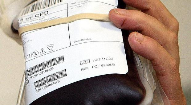 NHS Blood and Transplant hopes to recruit 100,000 new donors in the next 100 days
