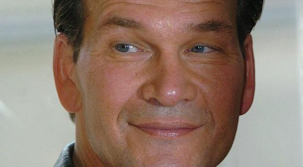Patrick Swayze worked with Kirstie Alley on North And South