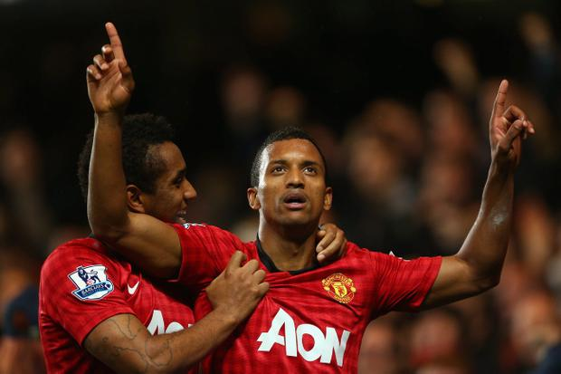 Nani wants to wing it for Manchester United