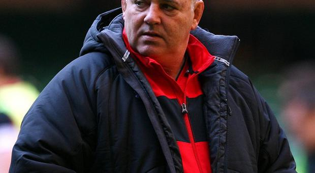 Warren Gatland is putting together his management team for the 2013 Lions tour
