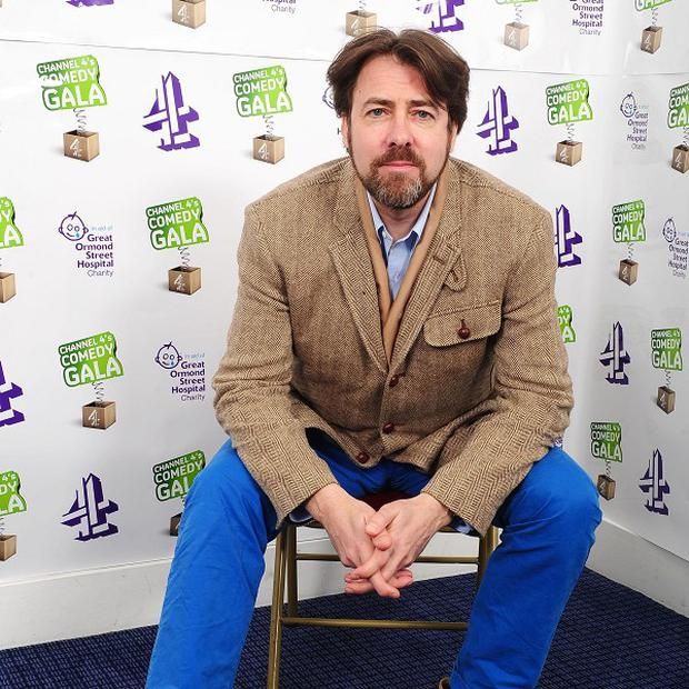 Jonathan Ross says he doesn't make his family sit and watch his TV chat show